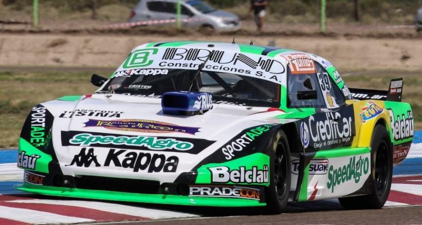 Pole Position para Werner. Bruno larga en la tercera serie