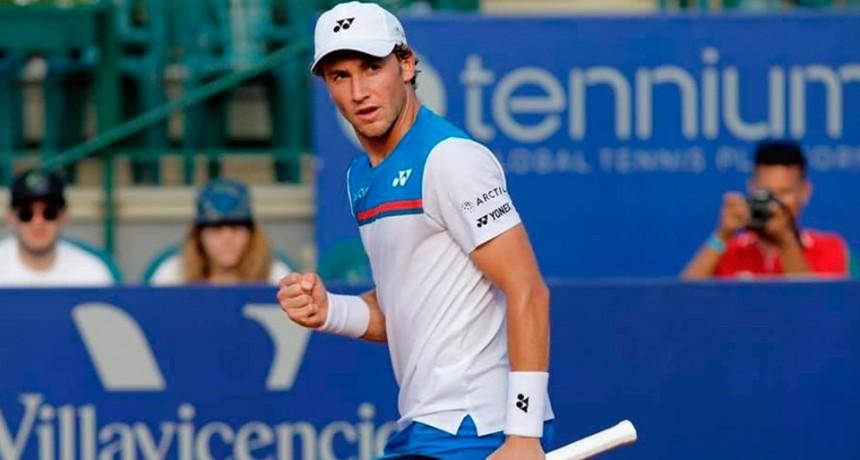 El noruego Ruud se adjudicó el Argentina Open