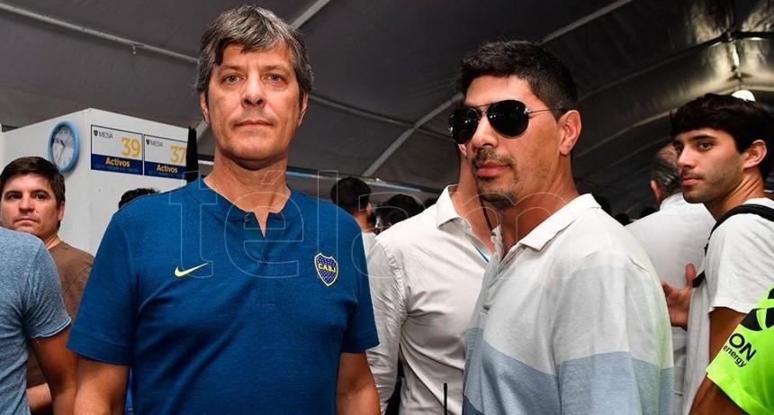 Pergolini desmintió diferencias con Riquelme y anunció homenaje a Maradona