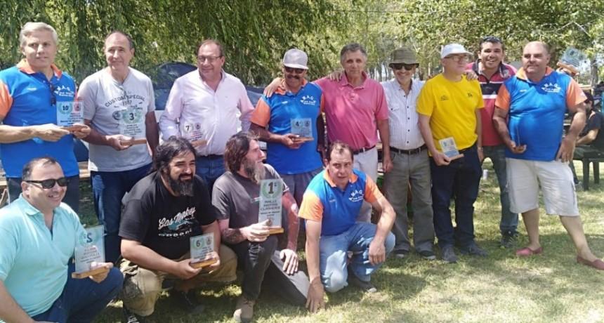 Se realizó el Primer Rally para Motos Clásicas y Antiguas en Alvear