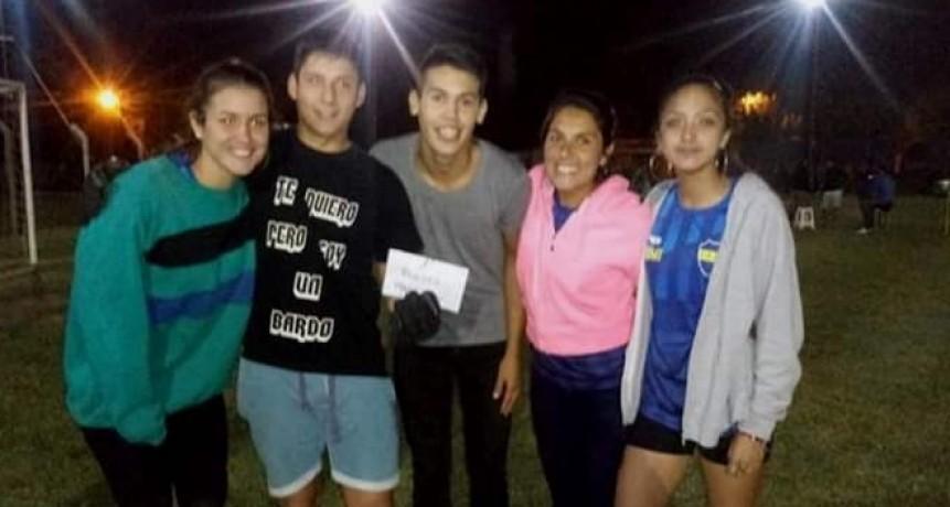 Exitoso Torneo de Penales en cancha de Jacobo Urso