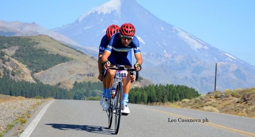El Tándem Tolosa – Gómez corrió en Junín de los Andes