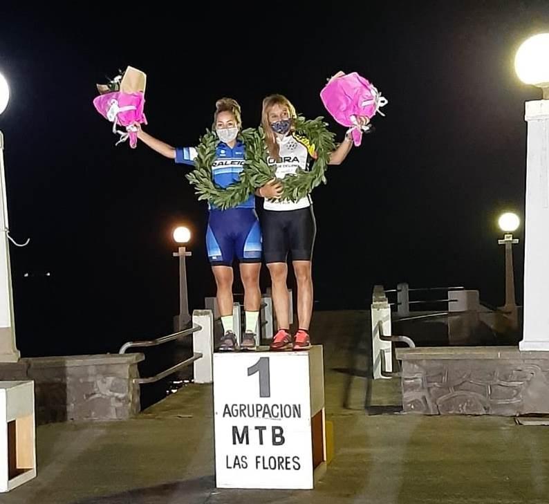 Melina Dahn y Jimena Manganiello ganaron en Las Flores