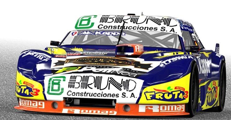 Juan Martín Bruno inicia una nueva temporada en el TC