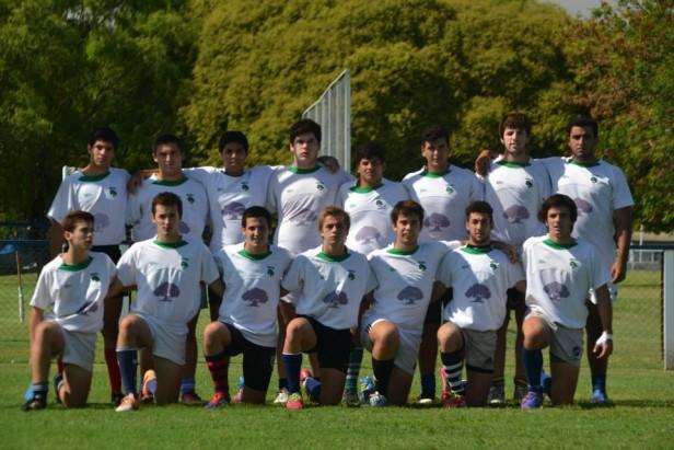 Selección juvenil de la Uroba juega en San Luis