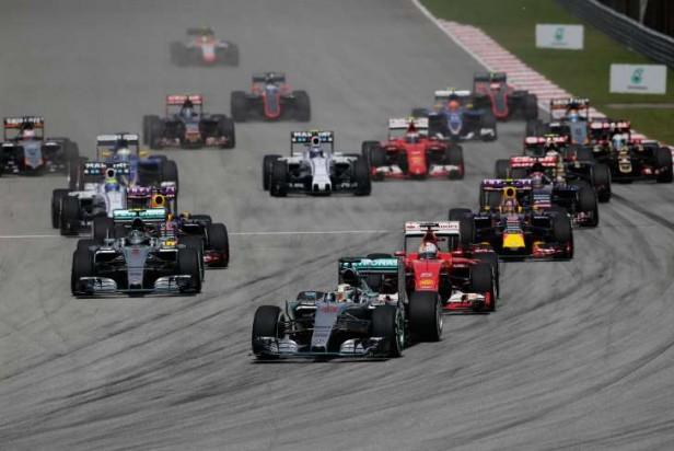 Sebastian Vettel, con Ferrari, ganó el GP de Malasia