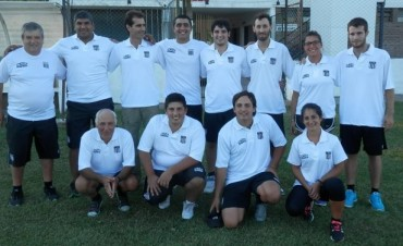 Huracán presentó al cuerpo técnico para la temporada 2015