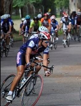 La actividad de los ciclistas saladillenses del fin de semana