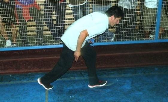 Ariel Pauloni a la final en Torneo en Chivilcoy