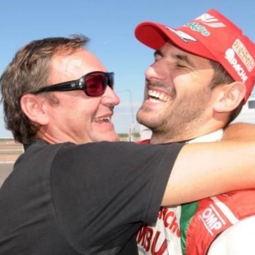Con motor de Fabián Giustozzi, Ardusso se quedó con la pole en el TC