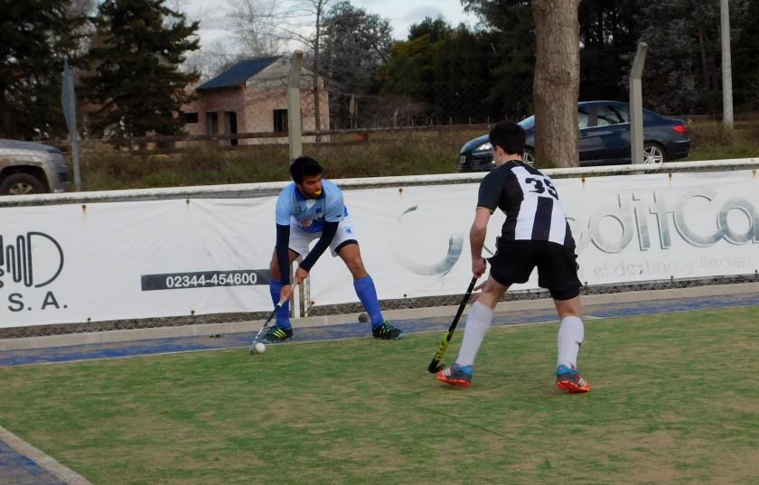 El Saladillo Hockey comenzó con los entrenamientos