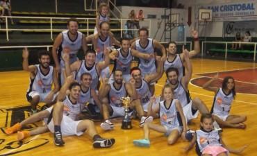 ABC Saladillo se consagró campeón del Torneo Comercial de Básquet