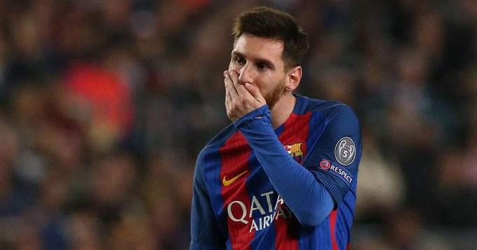 Messi pidió por el fin de la guerra en Siria