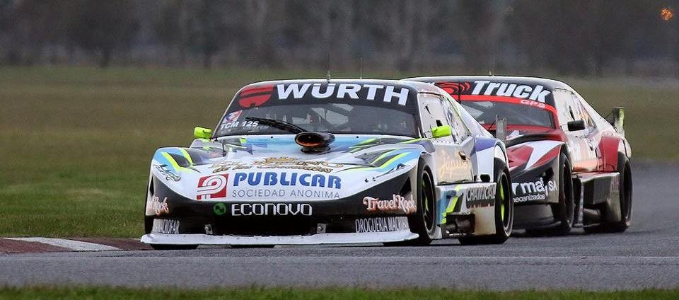 Juan Scoltore y Juan Conde corrieron en La Plata