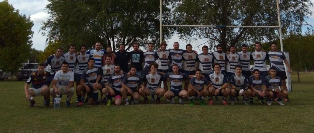 Saladillo Rugby se impuso a Nueve de Julio en Primera Division