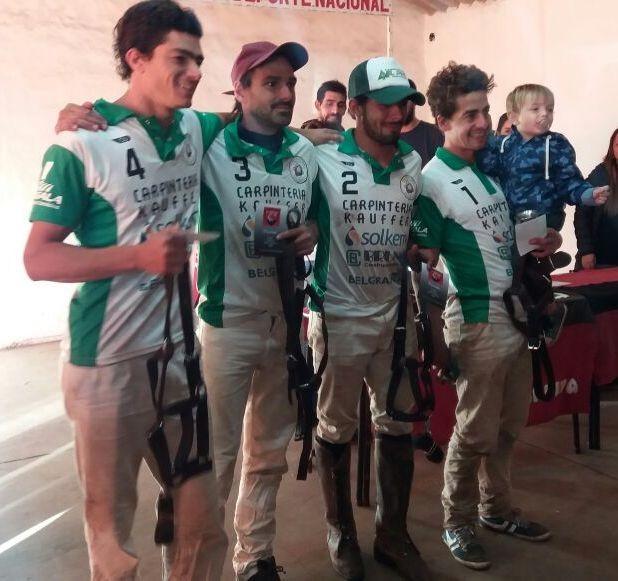 La Totora fue subcampeón de la Copa Retes-Martin en Villanueva