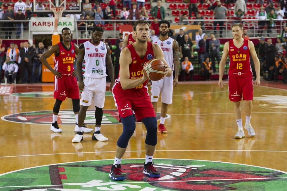 El Murcia muy cerca del Final Four de la Champions League
