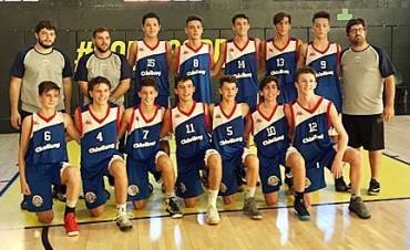La selección de Chivilcoy sub15 jugó en Buenos Aires