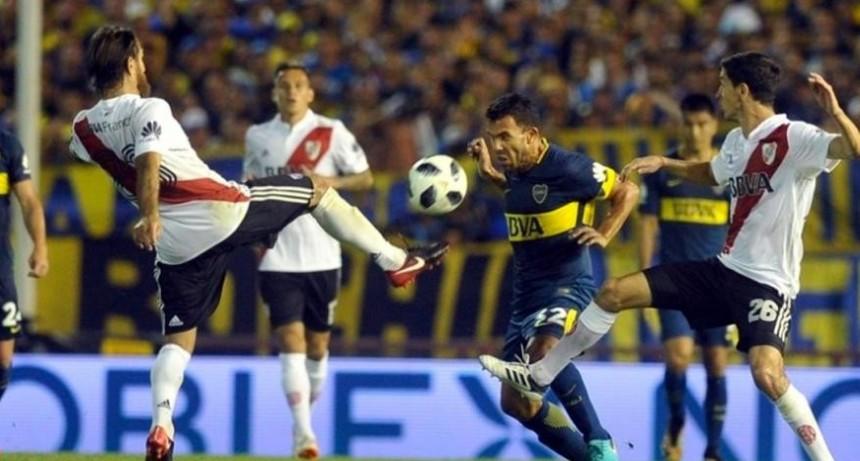Boca-River, una Supercopa Argentina que quedará en la historia