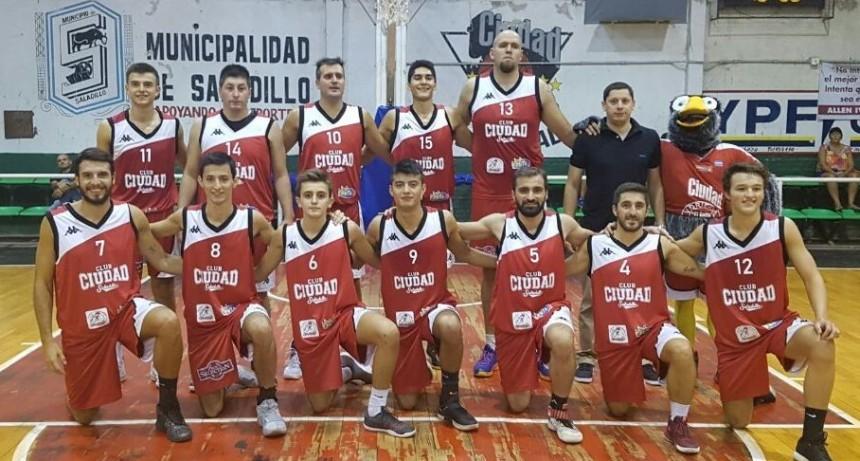 Ciudad juega hoy ante Sportivo Pilar por el Provincial