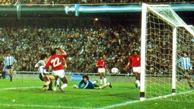 La historia jamás contada del 6-0 a Perú en el Mundial 78