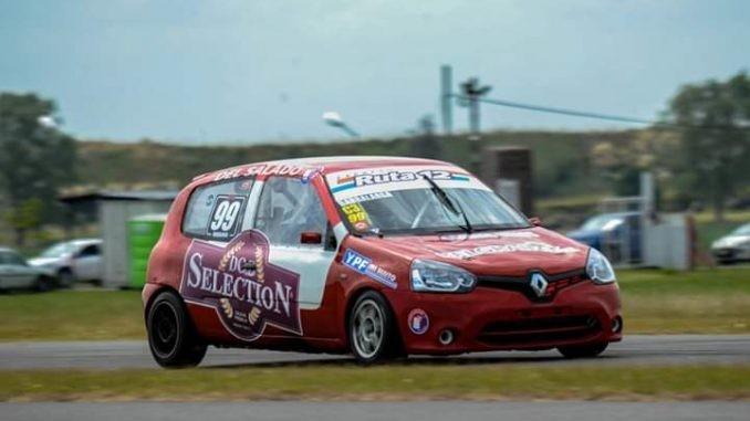 Problemas en el auto empañó el debut de Barbalarga en la Clase 3 del TP