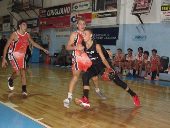 Ajustada derrota de la selección Chivilcoyana sub17