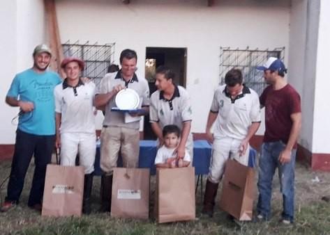 """La Totora campeón del Torneo de Pato """"Copa 134º Aniversario de Rawson"""""""