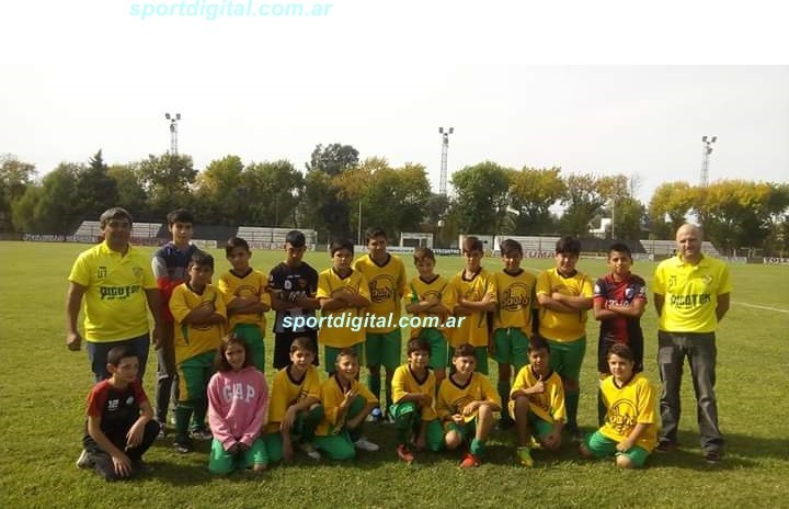 Se jugó la primera fecha del Torneo de Inferiores de Fútbol