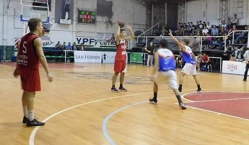 Juveniles de Ciudad ganaron ante Atenas La Plata