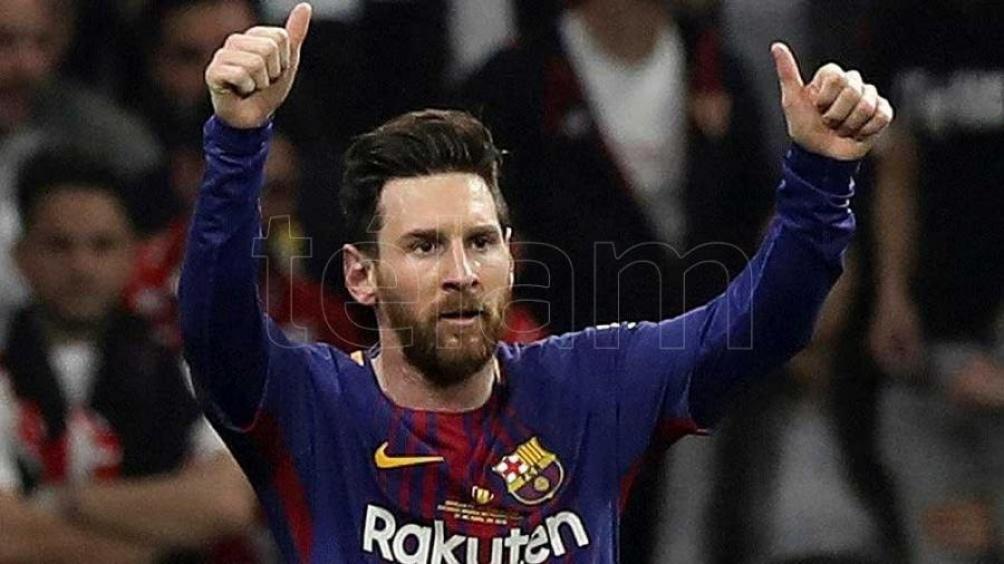 El Barcelona de Messi jugará en cuartos de final ante Manchester United