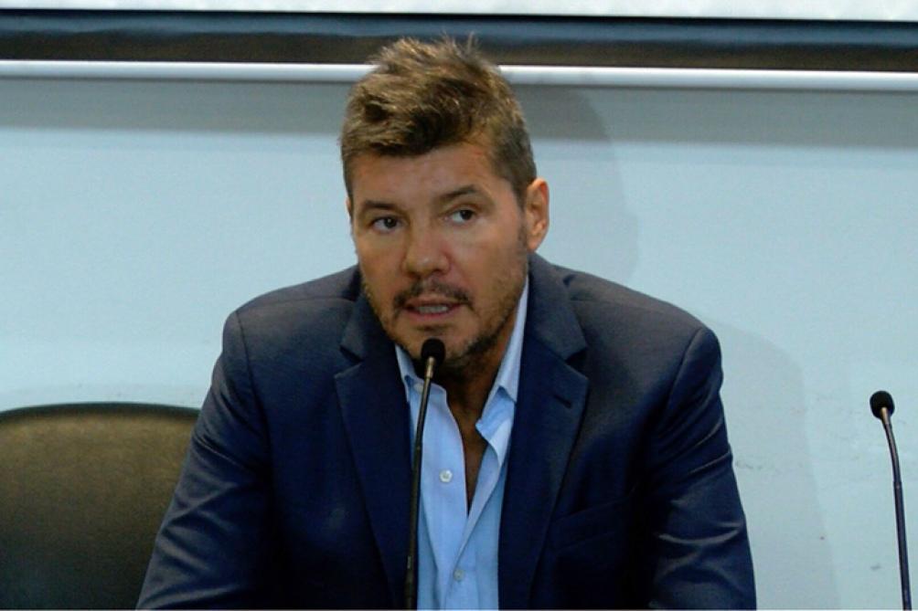 Tinelli escrachó a miembros del Comité de Disciplina de Superliga por fallo contra San Lorenzo