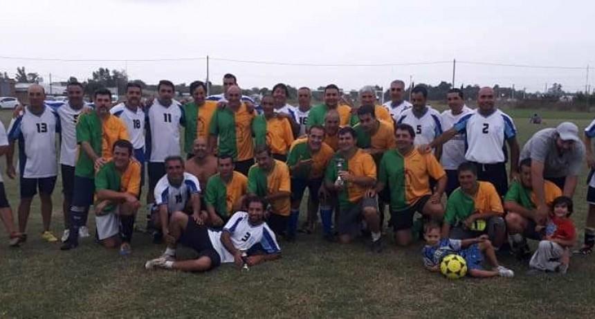 Prospiti FC campeón del cuadrangular en cancha de Urso