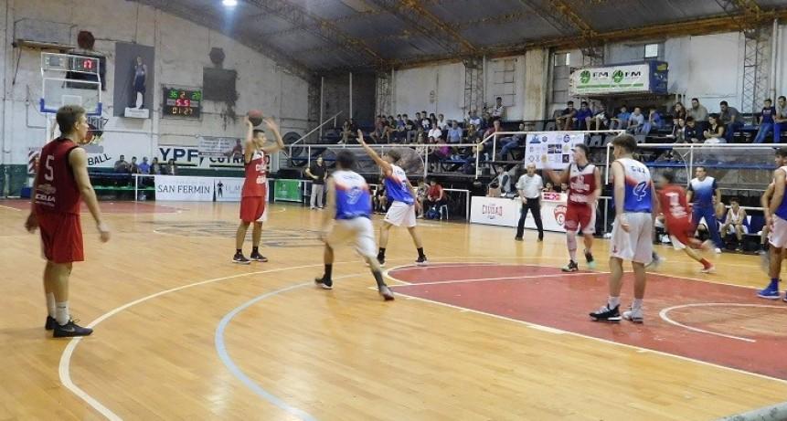 Ciudad perdió ajustadamente con Náutico en el inicio de la Liga Juvenil