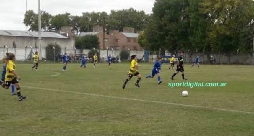 Segunda Fecha del Torneo Apertura del Fútbol Femenino