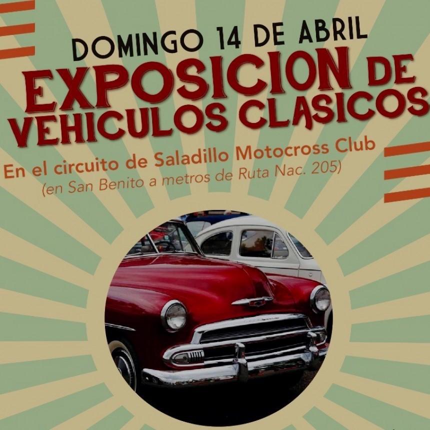 Organizan Encuentro de Vehículos Clásicos y Antiguos
