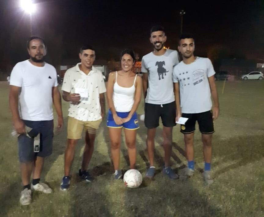 El binomio Orellano/Rodríguez ganó el Torneo de Penales