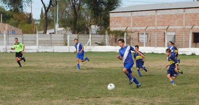 Comienza el Torneo de Inferiores de Fútbol