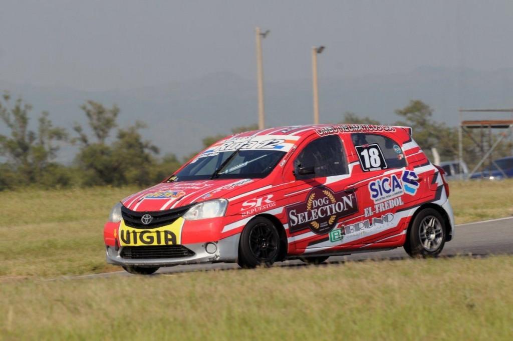 Campeonato Turismo Pista Clase 3