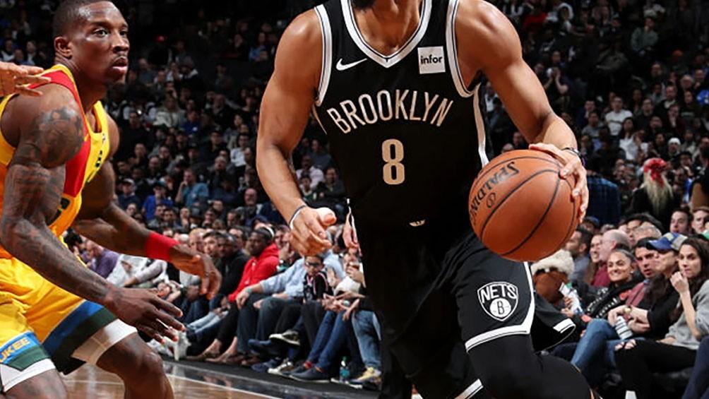 Brooklyn Nets anunció cuatro casos, uno con síntomas y ya son siete en la NBA