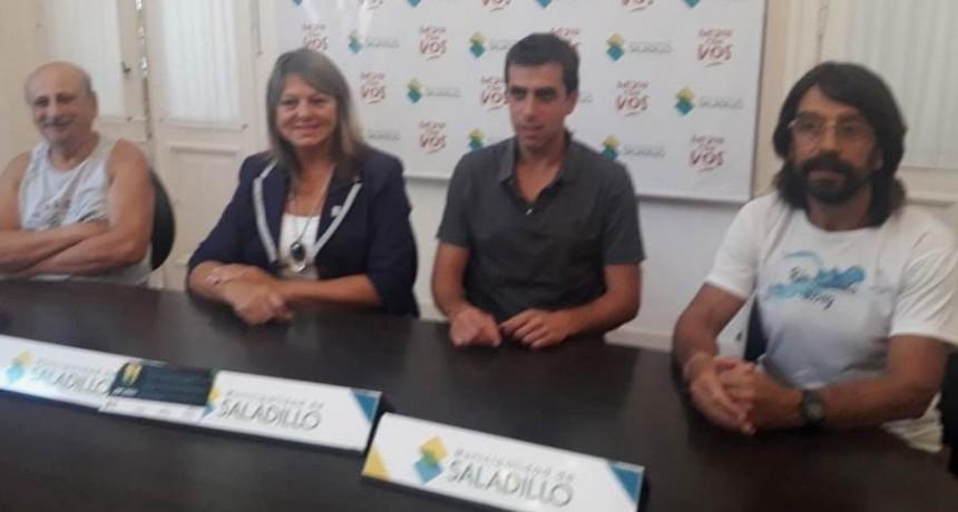 El 14 de marzo se realiza la Fiesta del Deporte en Saladillo
