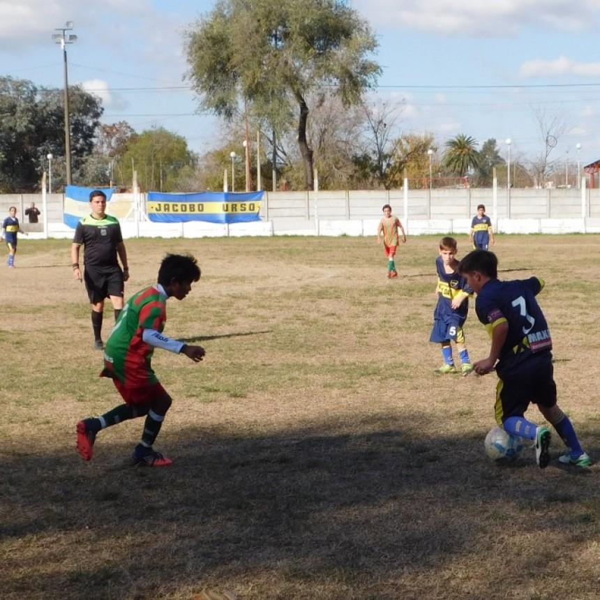 La Liga de Fútbol de Saladillo modifico los horarios de las Inferiores