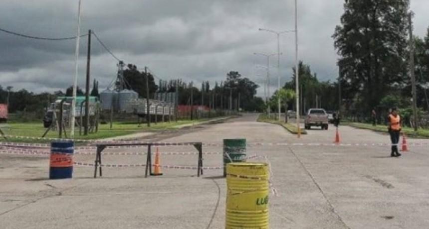 Chacabuco cerraría los accesos a la ciudad