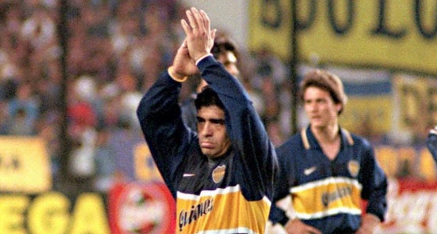 Diego Armando Maradona: Historia secreta de un adiós