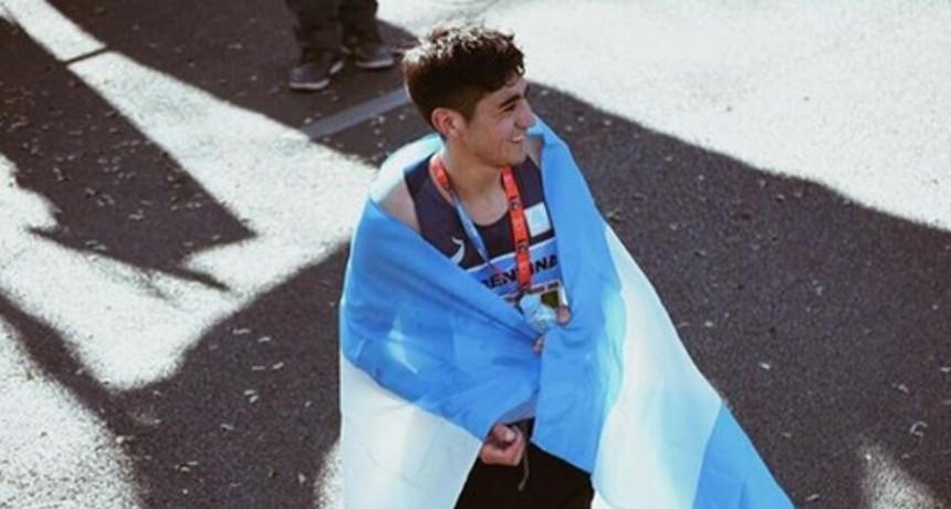 Eulalio Muñoz es primer deportista argentino que dice