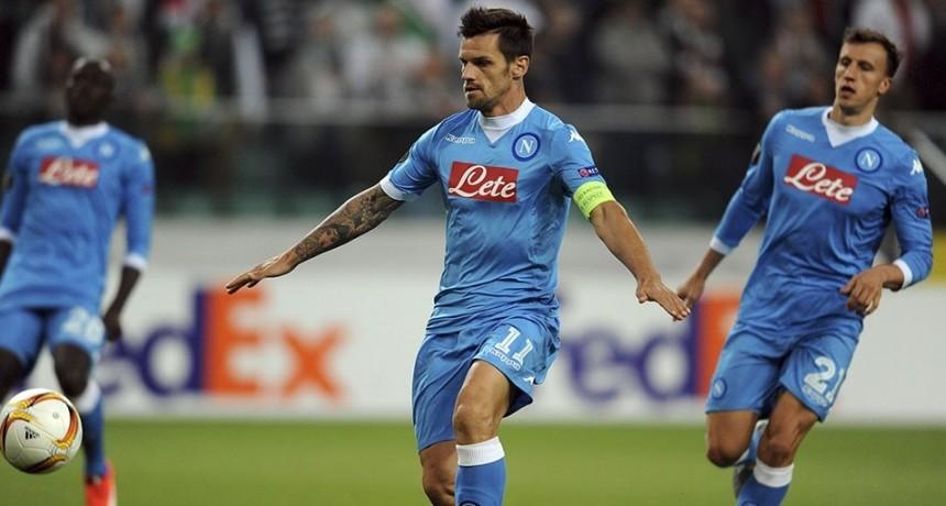 Napoli regresará a los entrenamientos este miércoles