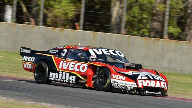 Urcera ganó en Buenos Aires la Segunda del Turismo Carretera