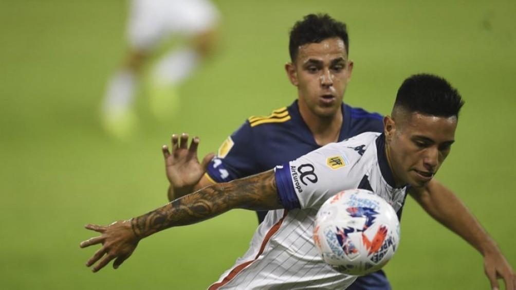 Boca goleó a Vélez con la vuelta de Carlitos Tevez