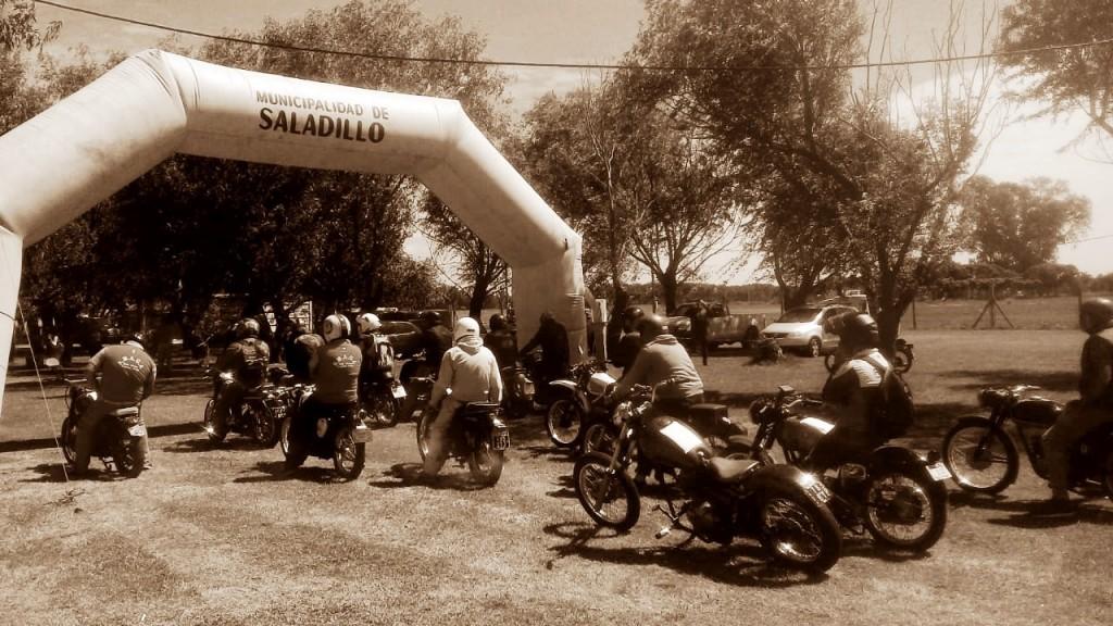 Comienza la temporada para los Raid en Motos Clásicas y Antiguas