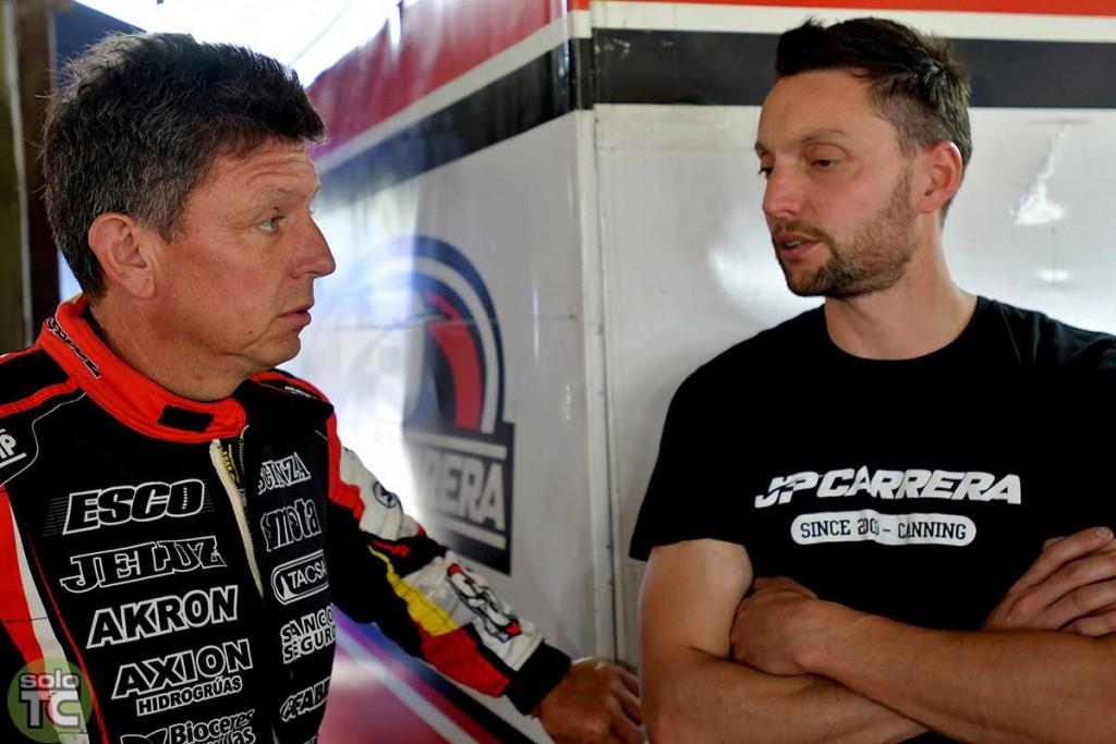 Guillermo Ortelli no llevará los motores de Ezequiel Giustozzi